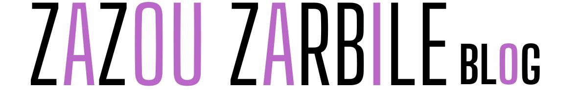 Zazou Zarbile Blog